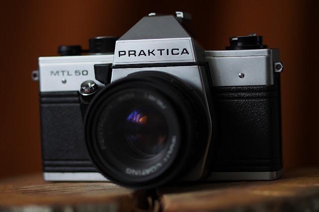 Praktica MTL 50 + Pentacon 1.8/50mm - RECENZJA