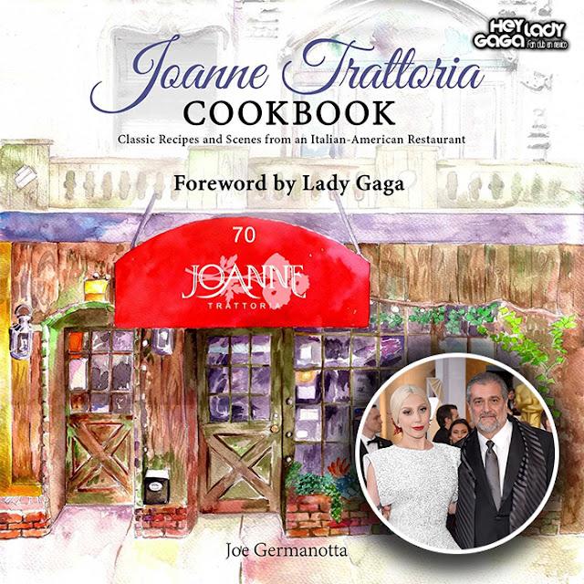 PETA insta a Lady Gaga a incluir opciones veganas en libro de cocina de su padre