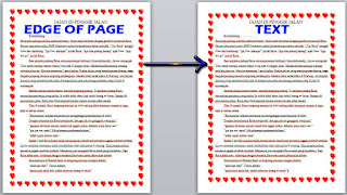Cara Memasang Page Borders Pada Microsoft Word