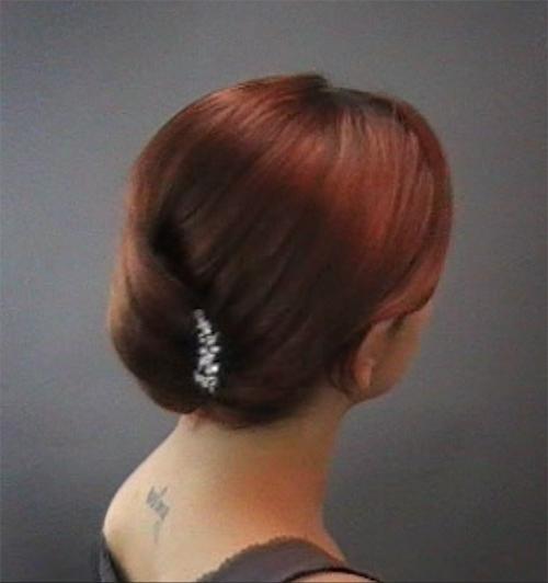 Hochstecken Leicht Gemacht The Redhead Wird Zur Haargartnerin