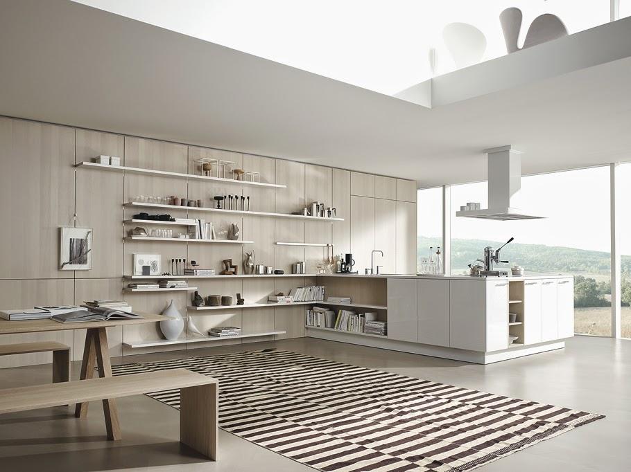 siematic white kitchen