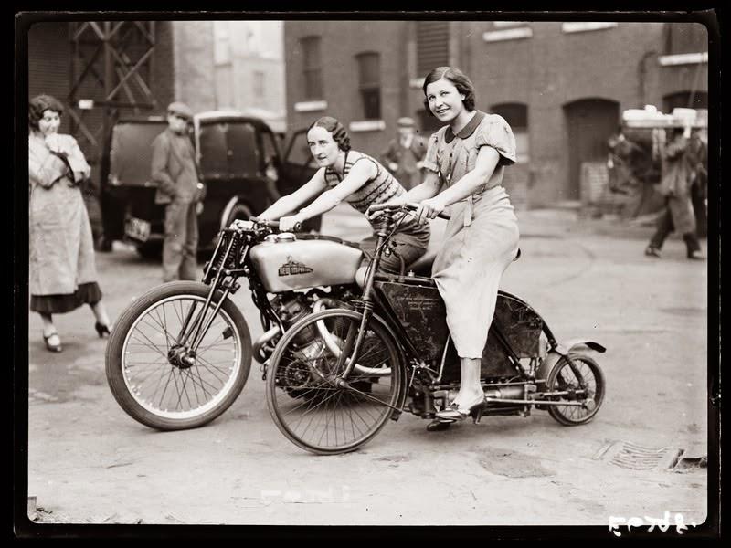 biker women - photo #4