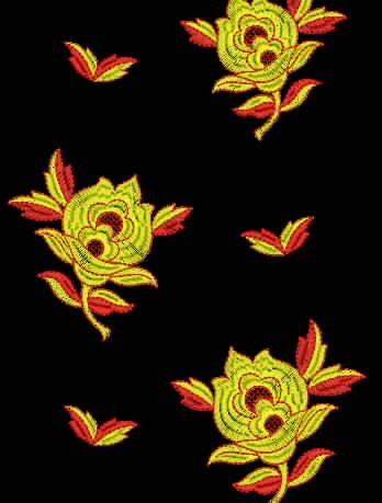 Free Embroidery Designs: Machine Embroidery Design Free
