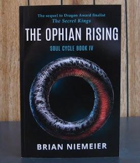 The Ophian Rising TPB - Brian Niemeier
