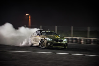 BMW M2 F22 Eurofighter