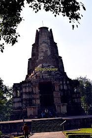 Dulhadeo Temple, Temple