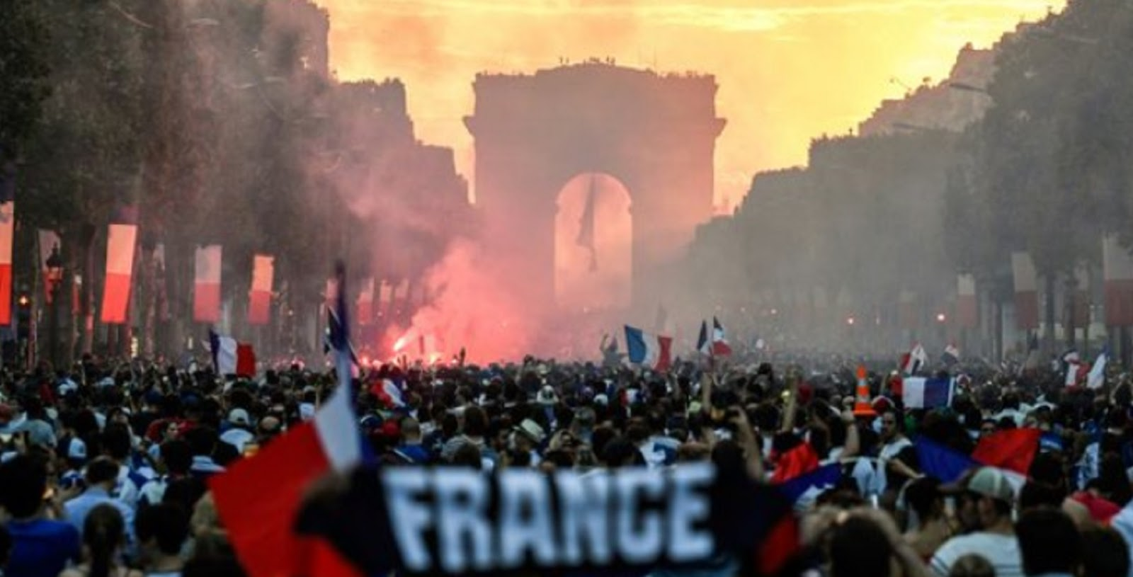 WORLD CUP, FRANCE 5