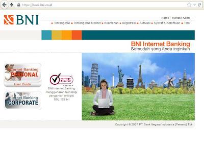 Langkah Daftar Internet Banking BNI Via ATM | BaSawa