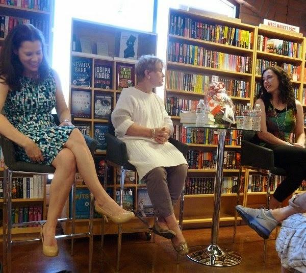 The Poisoned Pen with Ingrid Thoft and Chevy Stevens  Kittling Books