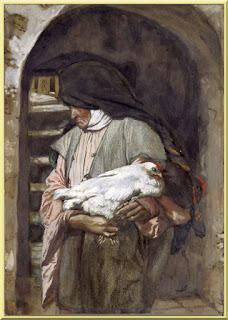 """Saint Anna"" -- by James Tissot - PD-1923"