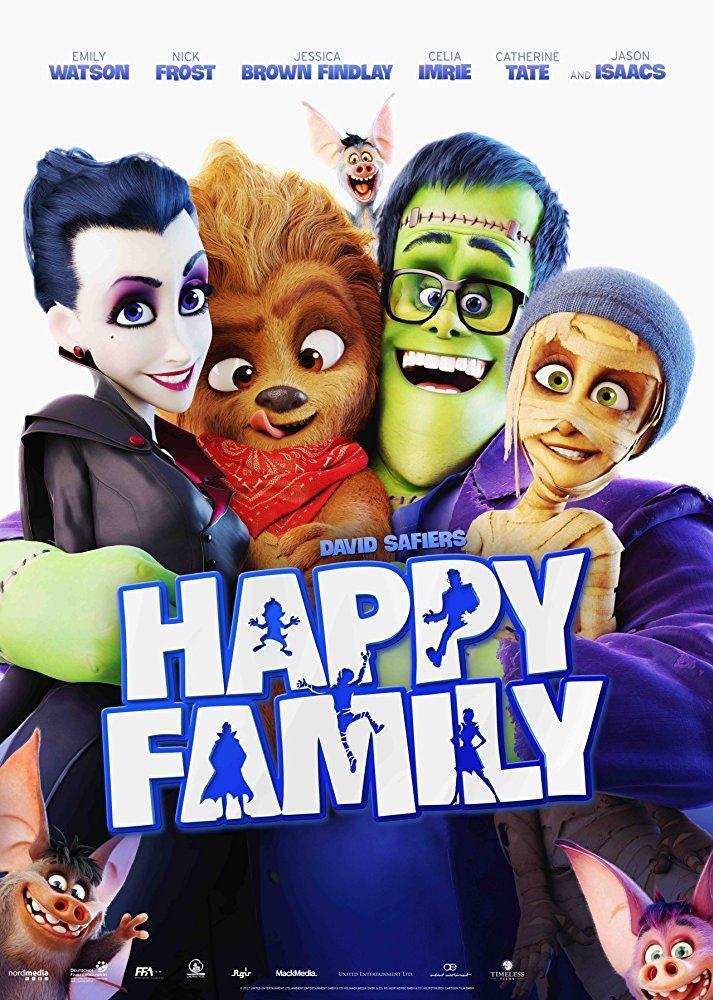 Happy Family [2017] [DVDR] [NTSC] [Latino]