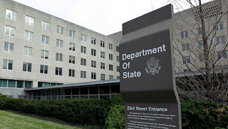 The US State Department opposed the appeal of Palestine of Israel's actions