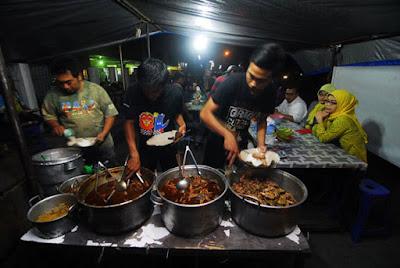 Kuliner Sego Ceker Glintung dikota Malang yang enak dan top