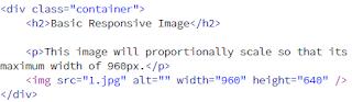 Cara Membuat Image Responsive dengan Menggunakan CSS