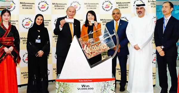 Two winners of US1 million and Finest Surprise Promotions Announced, Dubai, News, Gulf, World, Lottery.