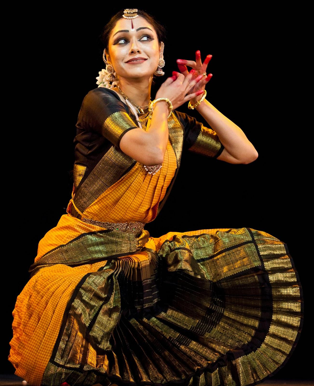 Bharatnatyam - A to Z Challenge #DancekaPunchnama
