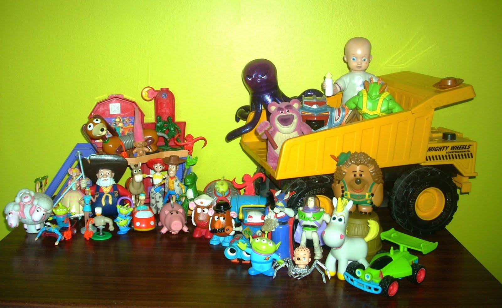 Coleccion Disney  Colección Toy story 3996befe5de