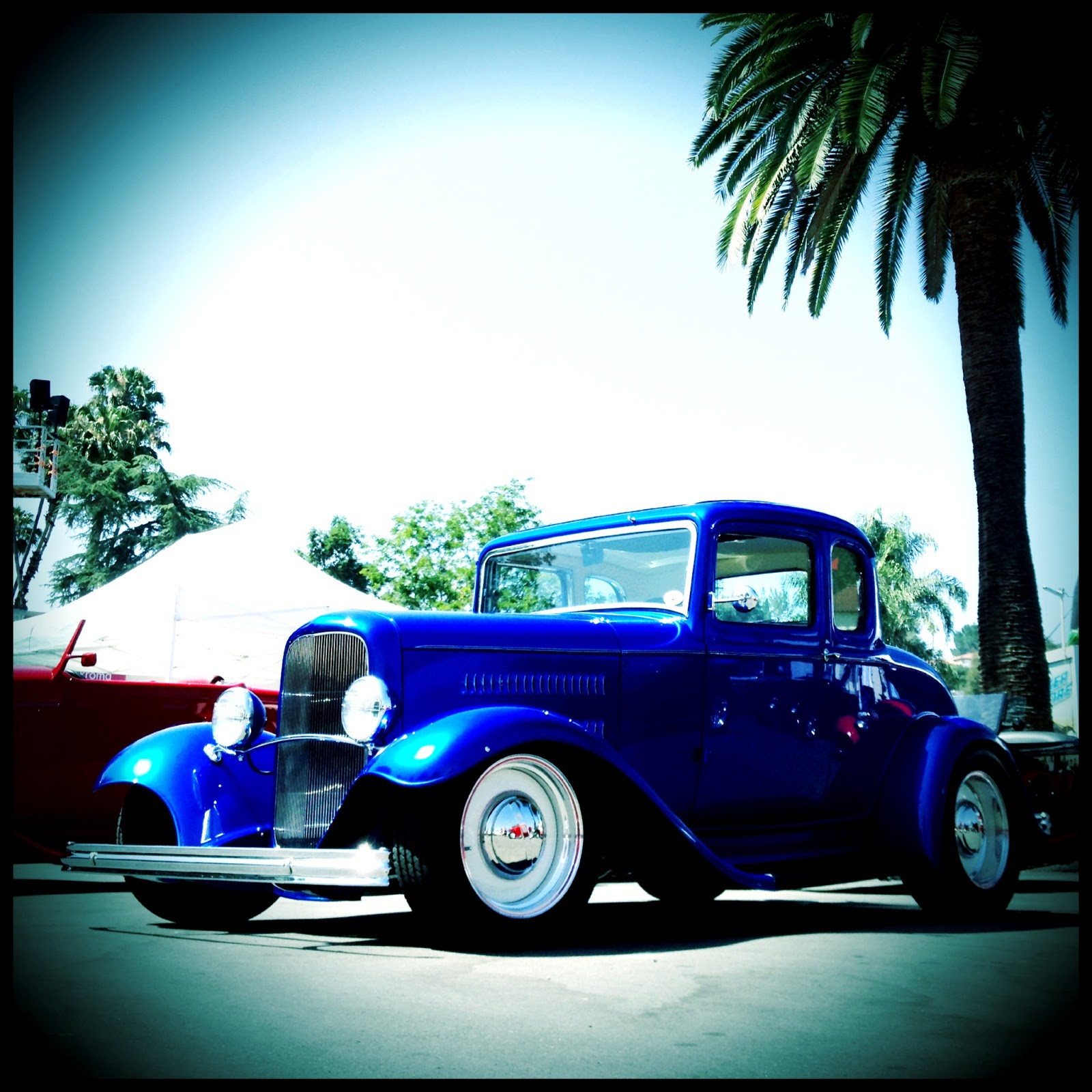 Covering Classic Cars : 49th Annual LA Roadsters Show 2013
