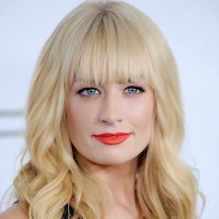 Beth Behrs.