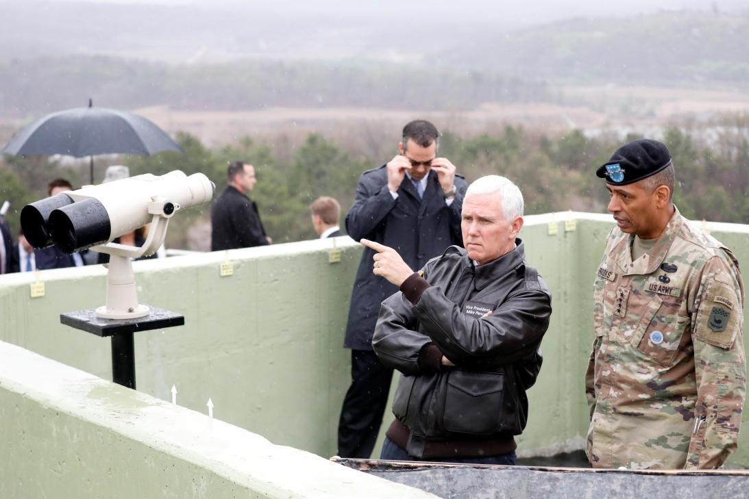 EEUU redoblará presión contra Corea del Norte