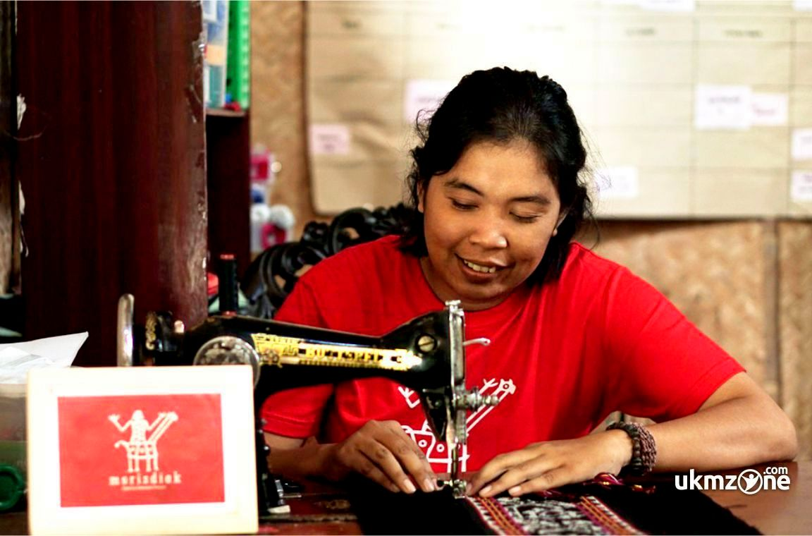 Mila Mariana Wulandari Pemilik UMKM IKM Morisdiak Dari Yogyakarta | UKM Zone