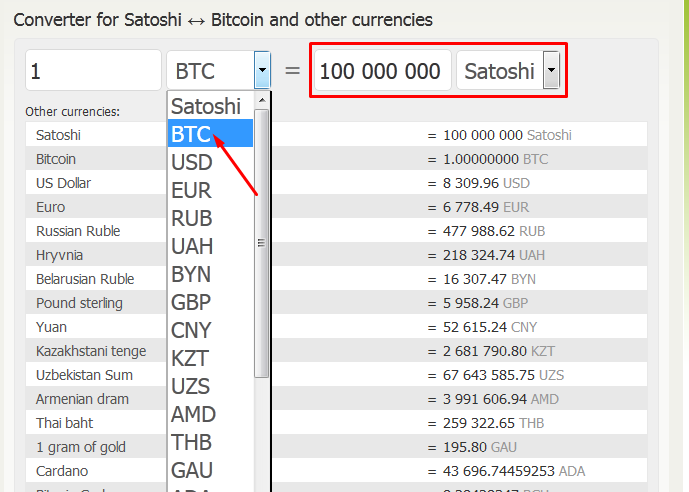 Digital Cashout How To Convert Your Satoshi To Usd And Others