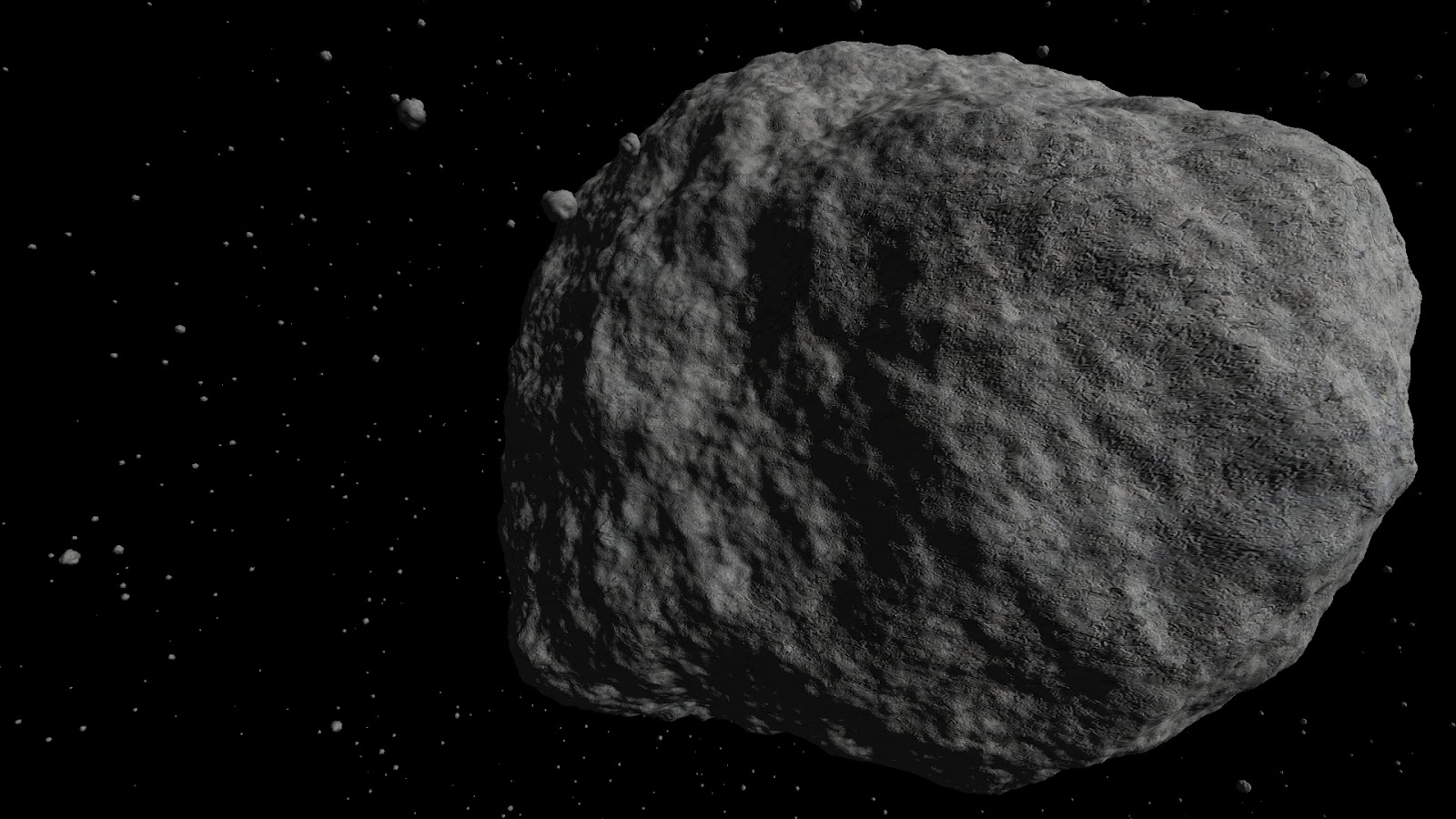drawn picture of an asteroid - photo #31