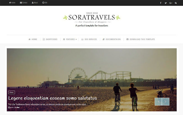 Sora-Travels-Responsive-Blogger-Template