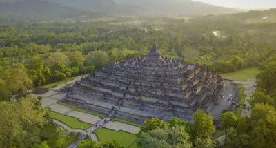 Candi Borobudur - pustakapengetahuan.com