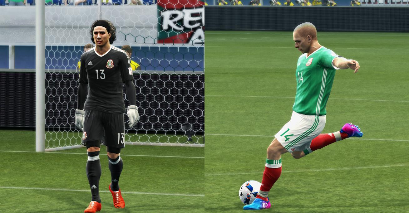 PSV GDB | Feyenoord GDB | Ajax UPDATE | ABIEL-KITS Mexico%2BUPDATE