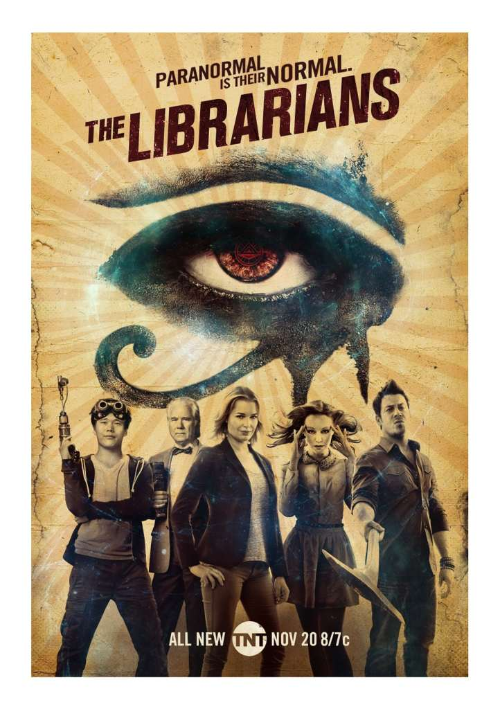 The Librarians 2016 : Season 3 - Full (1/NA)