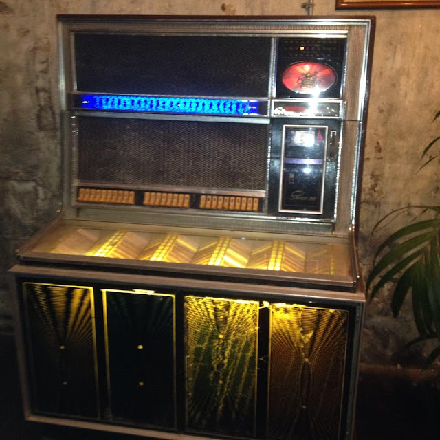 Jukebox at the Jesuit House of 1730
