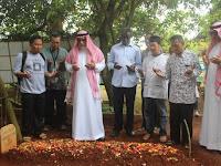 Arab Saudi Siap Bagun Rumah Tahfidz Bani Zuhri di Parung