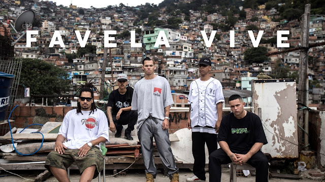 Favela Vive - ADL, Sant, Raillow e Froid [vídeo, letra e mp3]