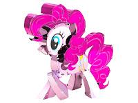 My Little Pony Metal Earth Pinkie Pie Model Kits