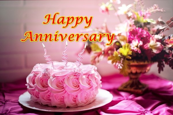 Best wedding Anniversary Photos, Images and Quotes - happy anniversary cake images