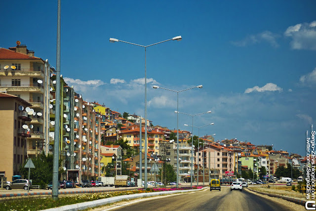 City , Turkish, Eğirdir Town