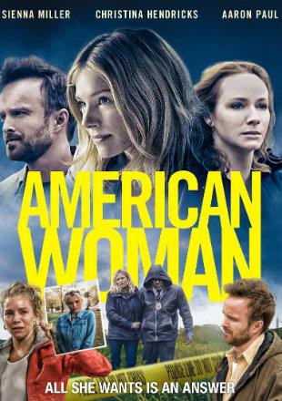 American Woman 2018 BRRip 720p Dual Audio in Hindi English