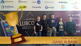 LubCode, maraton programistyczny, hackathon