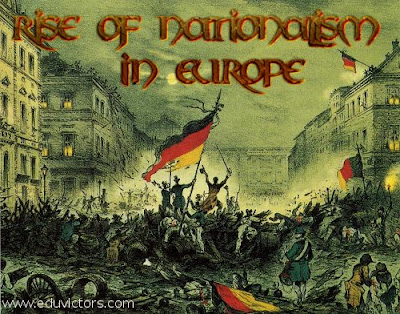 CBSE Class 10 - History - Rise Of Nationalism in Europe (#cbsenotes)