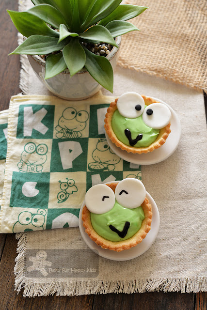 kerokeroppi cheese tart