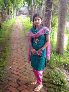 Punjabi kudi in village - 5 4