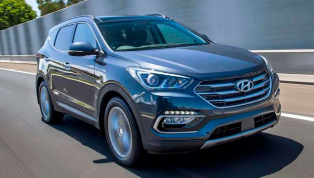 2018 Hyundai Santa Fe Review  Release Date, Pricing, and performance