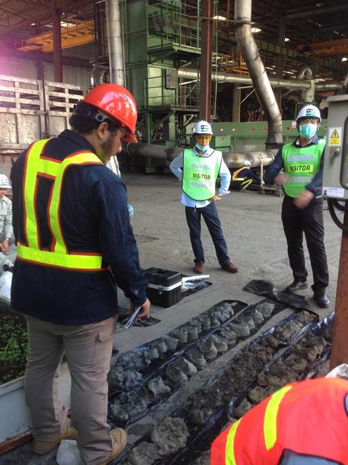 www.gscengineer.com ติดตั้งบ่อสังเกตการณ์น้ำใต้ดิน งานขุดเจาะหลุมสำรวจ (Soil Boring) ด้วยเครื่องเจาะ Rotary Drilling Rig