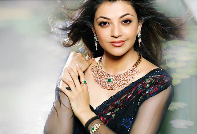 Kajal Agarwal Latest Hot and Beautiful HD Wallpaper Collection