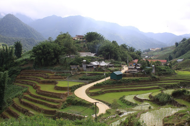 How to get from HANOI to SAPA?