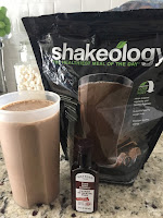delicious shake