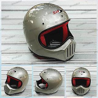 Helm Cakil Vigano Moto3 SIP
