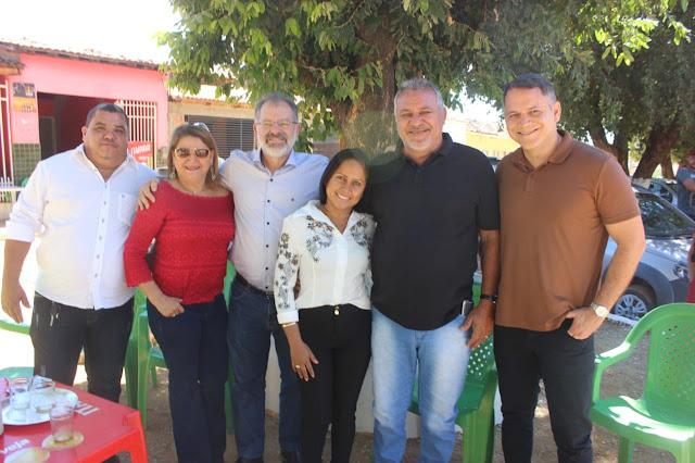 Angical: Prefeito Gilsão também apoia Pablo Barrozo