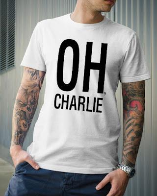 Charlie Puth Oh Charlie T Shirt